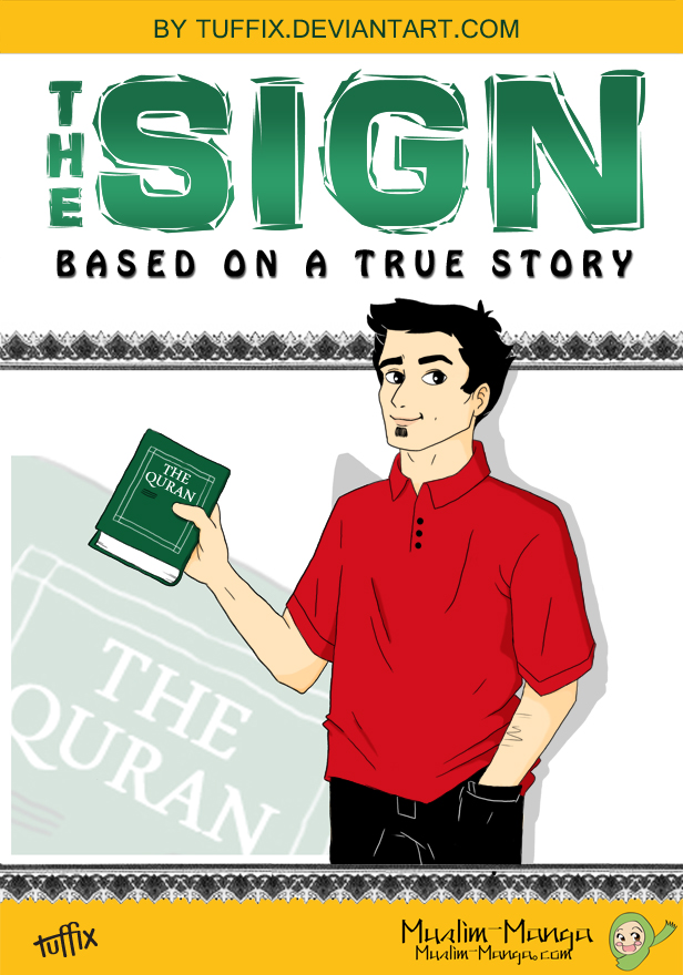 The sign cover